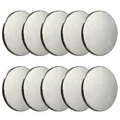 10pcs 20mm x 2mm Disc Rare Earth Neodymium Super strong Magnets N35