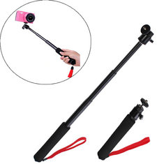 Extendable Telescoping Pole Handheld Monopod For Gopro Hero123 Camera