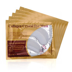 15 pairs Collagen Crystal Eye Mask Anti Wrinkle Bags