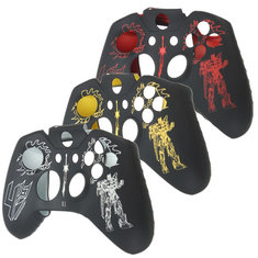 Wireless Silicone Gel Case Transformers Style Cover For Xbox One Controller