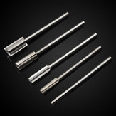 5pcs 3-8mm Routing Bit Router Cutter For Wood Walnut Engraving Tool