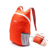 Tuban 18L Light Weight Outdoor Foldable Waterproof Backpack for Hiking Cycling Sports Daypack