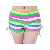 Original Cosy Multiple Patterns Drawstring Breathable Yoga Boyshort Sport Beach Shorts