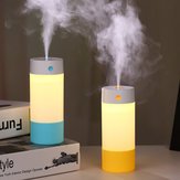 Loskii-LH630 USB Anti-dry Air Humidifier Mute Night Light Aroma Ultrasonic Diffuser Air Mist Maker