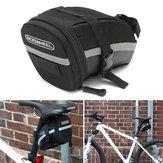 ROSWHEEL 1.2L Black Bicycle Cycling Seat Saddle Bag MTB Mountain Bike Road