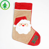 Original Christmas Hand-Socks Creative Hand Bag Christmas Handicraft Colorful