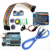 Geekcreit® UNO R3 Based Starter Kit For Arduino