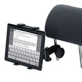Universal Back Seat Head Rest Tablet Mount Holder Car Stand Bracket For iPad 2 3 4 Tablet PC GPS