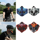 Original BIKIGHT Activated Carbon Anti Dust Pollution Bike Cycling Half Face Mask Filter