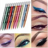 Menow 12 Colors Long-lasting Eye Shadow Eyeliner Lip Liner Pen Makeup Beauty Tool Set Kit