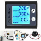 Original AC80V-260V 100A Digital Power Energy Meter Voltage Tester Ammeter Voltmeter Transformer