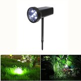 Original ARILUX® Solar Powered 5 LED Waterproof Landscape Stake Light Outdoor Security Lamp DC5.5V