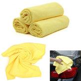 3x Tirol 60*40cm Car Cleaning Wash Polish Soft Towel Cloth Absorbent Microfiber