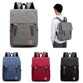 Original Men Women Casual Canvas Laptop Backpack Travel Rucksack Student Shoulder Bags