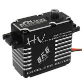 Original JX CLS-HV7308MG 8KG HV De Alta Precisión De Acero Gear Digital Coreless Servo