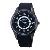 SBAO Fashion Sport Style Man Watch Waterproof Quartz Analog Wrist Watch S-1095