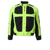 Men Motorcycle Racing Sports Cycling Motorbike Jacket Reflective Vest
