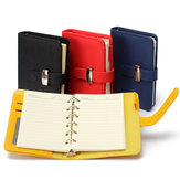 A5 Personal Pocket Organiser Planner PU Leather Cover Filofax Diary Notebook