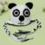 동물 신생아 아기 강아지 모자 니트 꼰 Tassels 모자