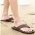 MannenCasualAnti-slipSlipperZomerBeachFlatZachteComfortabele Flip Flop Sandalen Leisure Shoes