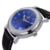 Shenhua 9395 pieno rotondo casuale orologio automatico affari meccanico da polso quadrante