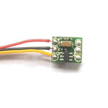 Módulo reductor DC-DC Regulador de voltaje de 12V a 3.3V Tablero MP2259 para RC Drone FPV Racing