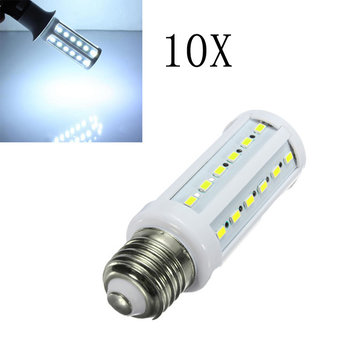 10x e27 11w white 5630smd 42 led energy saving corn bulbs 220v us sold out. Black Bedroom Furniture Sets. Home Design Ideas