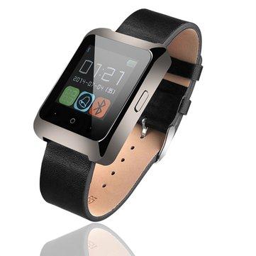 Спорт спорт ед Bluetooth смарт часы наручные спортивные часы-телефон