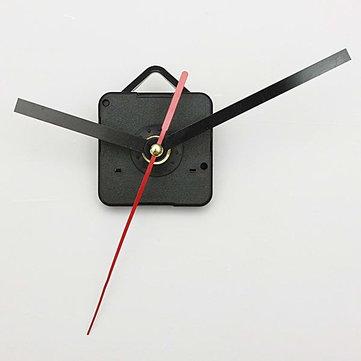 Black & Red Hands DIY Quartz Wall Clock Movement Mechanism