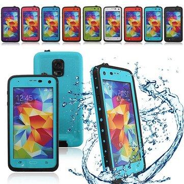 Dayanıklı Nokta Su / Şok / Kirlenmez Kılıf Samsung için Galaxy S5 i9600
