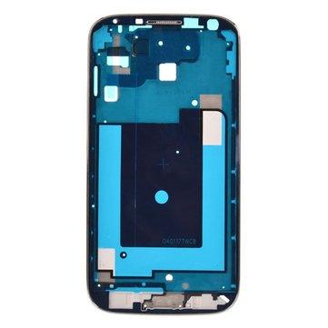 Anteriore telaio alloggiamento targa lunetta struttura centrale faceplate per Samsung s4