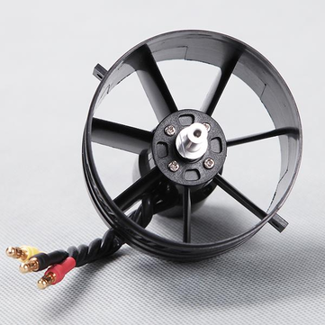 FMS 64mm 11 Blades EDF Ducted Fan Without Motor
