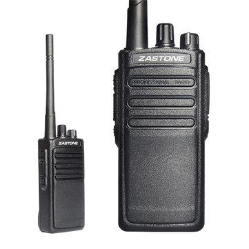 Zastone A8 Waterproof Walkie Talkie 10KM UHF 400-480MHz CB Two Way Radio Ham Radio Communicator