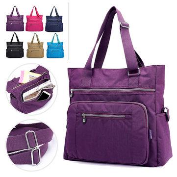 Nylon Shoulder Bag for Women