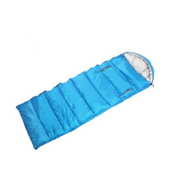 Outdoor Camping Slaapzak Volwassen Katoen Sleep Pad Enveloped Style Met Cap