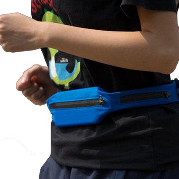 Multifunctionele Fietsen Running Outdoor Sport Taille Pack Waterdichte Telefoon Bag Invisible Running Bag