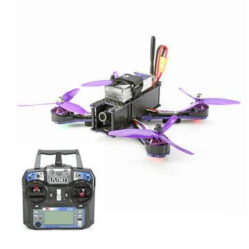 Eachine Wizard X220 FPV Racing RC Drone Blheli_S F3 5.8G 48CH 200MW 700TVL Camera w/ FlySky I6 RTF