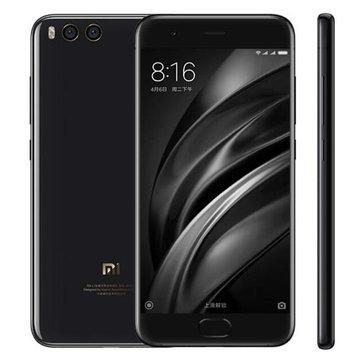 Сяоми Ми6 Mi 6 Керамическая 5,15-дюймовая 6 ГБ оперативной памяти 128 ГБ ROM Snapdragon 835 Octa Core 4G Smartphone