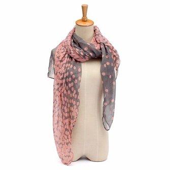 Señora de las mujeres suave cuello largo grande de la gasa del abrigo de la bufanda chal robó las bufandas de punto