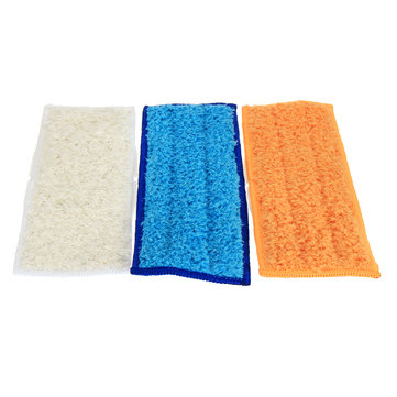 Washable Wet Dry Damp Mopping Pads Cloth Replacement for iRobot Braava Jet 240 241
