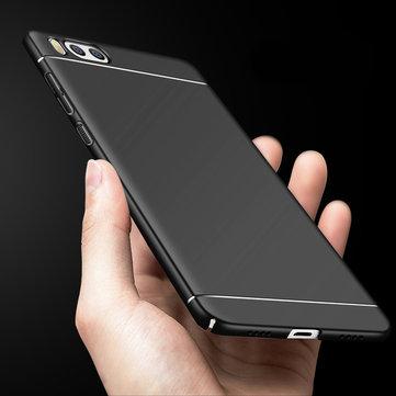 Bakeey 럭셔리 울트라 얇은 스 트리머 아트 라인 Xiaomi Mi6 Mi 6을위한 하드 PC 보호용 뒷 케이스