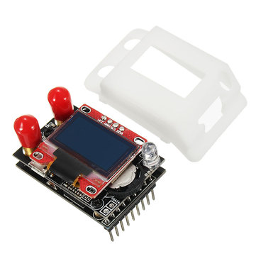 Realacc RX5808 PRO PLUS Open Source 5.8G 48CH Diversity Receiver For FAT Dominator Goggles w/ Cover