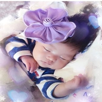 Baby Flower Hair Head Band Kids Girls Toddler Elastic Headwear Accessories Hot