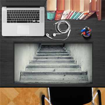 Ancient Stairs PAG STICKER 3D Desk Sticker Wall Decals Home Wall Desk Table Decor Gift