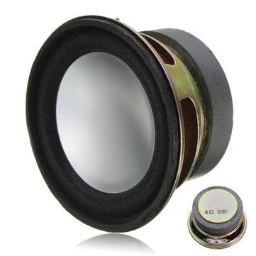 2 Inch 4Ohm 4Ω 3W Full Range Audio Stereo Woofer Speaker Loudspeaker
