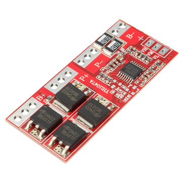 4S 18650 Li-ion Lithium Battery Charger Protection Board 15A 14.4V 14.8V 16.8V