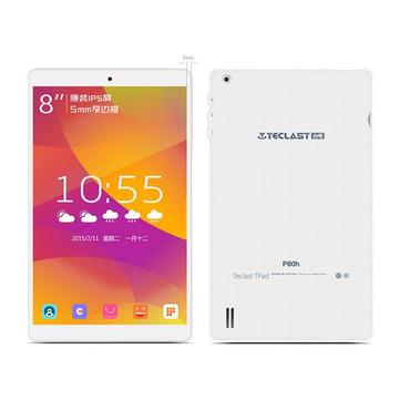 الأصلي مربع TECLAST P80H 8GB MT8163 رباعي النواة 1.3GHz 8 بوصة الروبوت 5.1 اللوحي النسخة الجديدة
