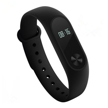 Original Xiaomi Miband 2 OLED Display Heart Rate Monitor Bluetooth Smart Wristband Bracelet