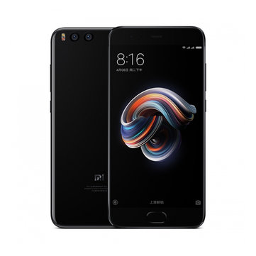 Buy Xiaomi Mi Note 3 5.5 Inch Facial-Recognition 6GB RAM 64GB ROM Snapdragon 660 Octa Core 4G Smartphone for $315.89 in Banggood store