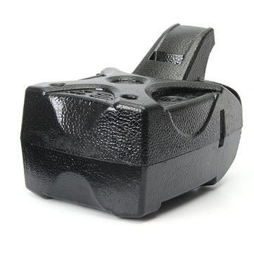 Eachine Goggles Two FPV Goggles Up Case Bottom Case Met Lens